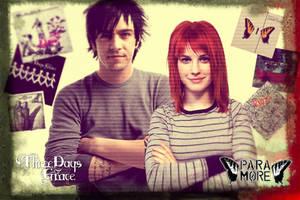 Adam and Hayley by saifbeatsart