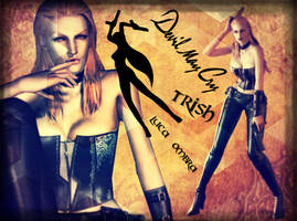 TRISH by saifbeatsart