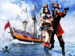 The Pirates Leon and  Jill