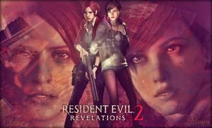 Resident Evil Revelations 2 by saifbeatsart