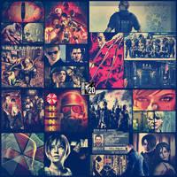 Resident Evil 20th Anniversary by saifbeatsart