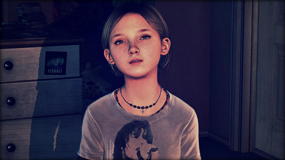 3☆☆☆ Ooh,that the last of us sarah hentai