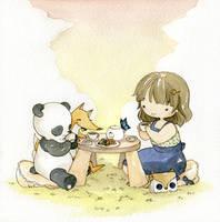 Tea Time! by CarmenGN