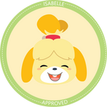 Isabelle Approved Seal