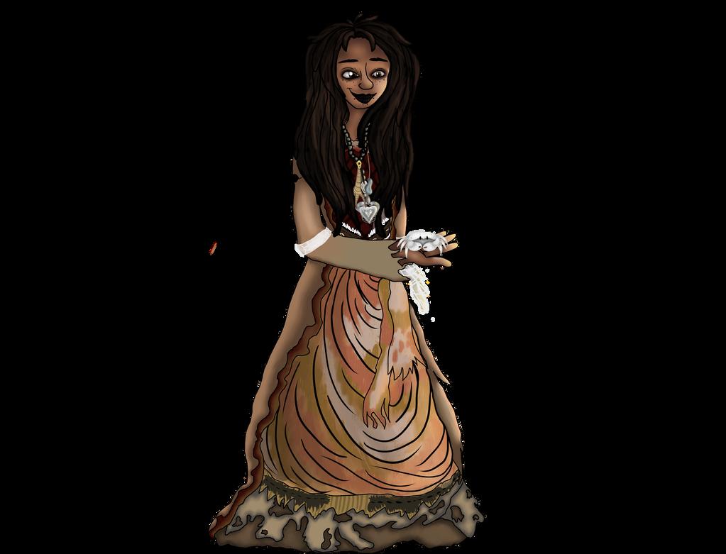 Tia Dalma for Disney Girls Collab! :D by SonicandDisneyland1