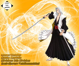 Bleach OC: Yoshizo