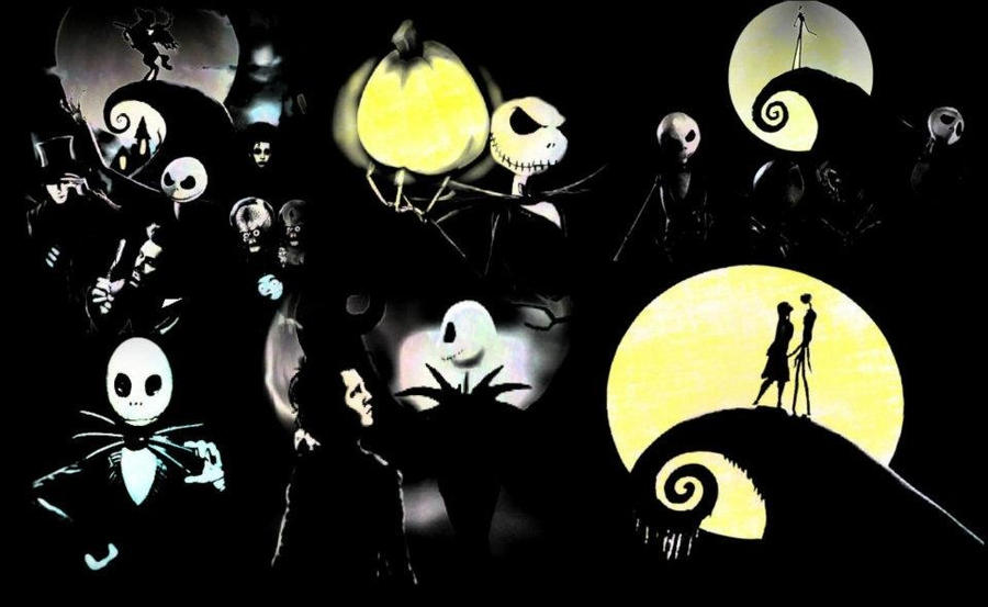 Tim Burton movies by melw0874 on DeviantArt