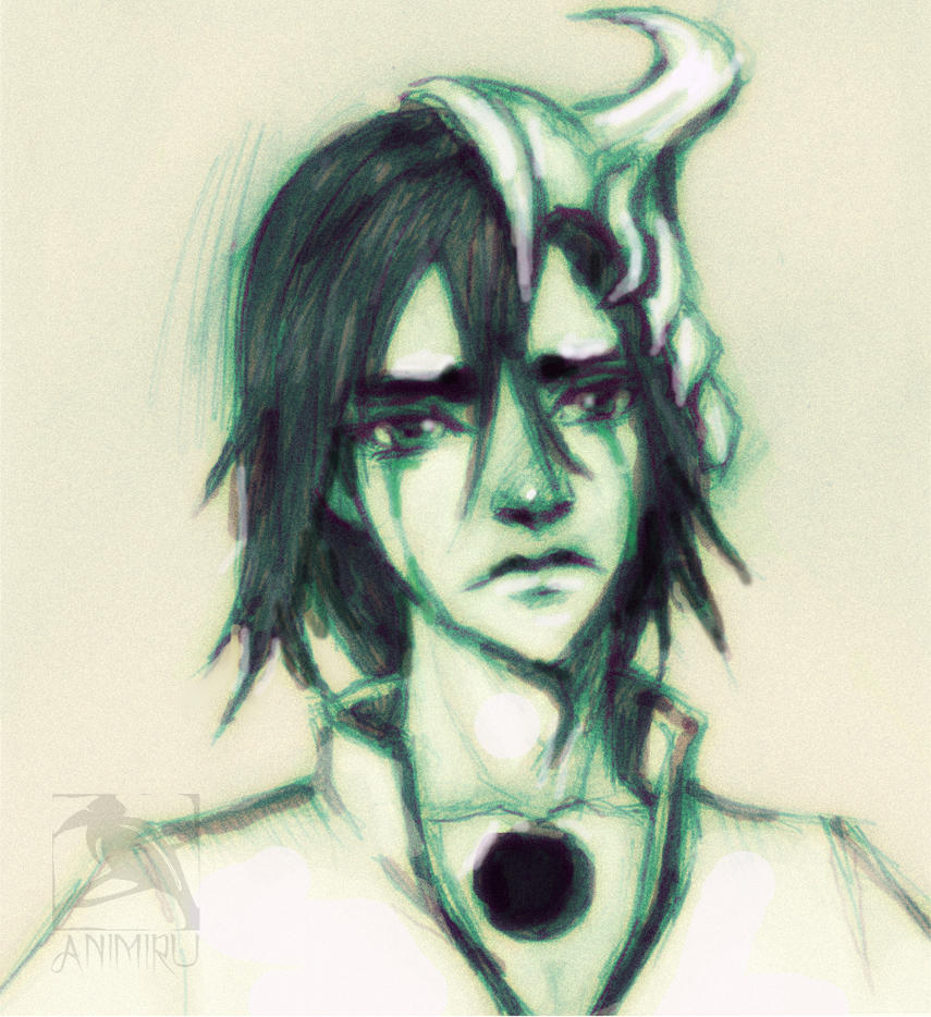 Ulquiorra by Animiru