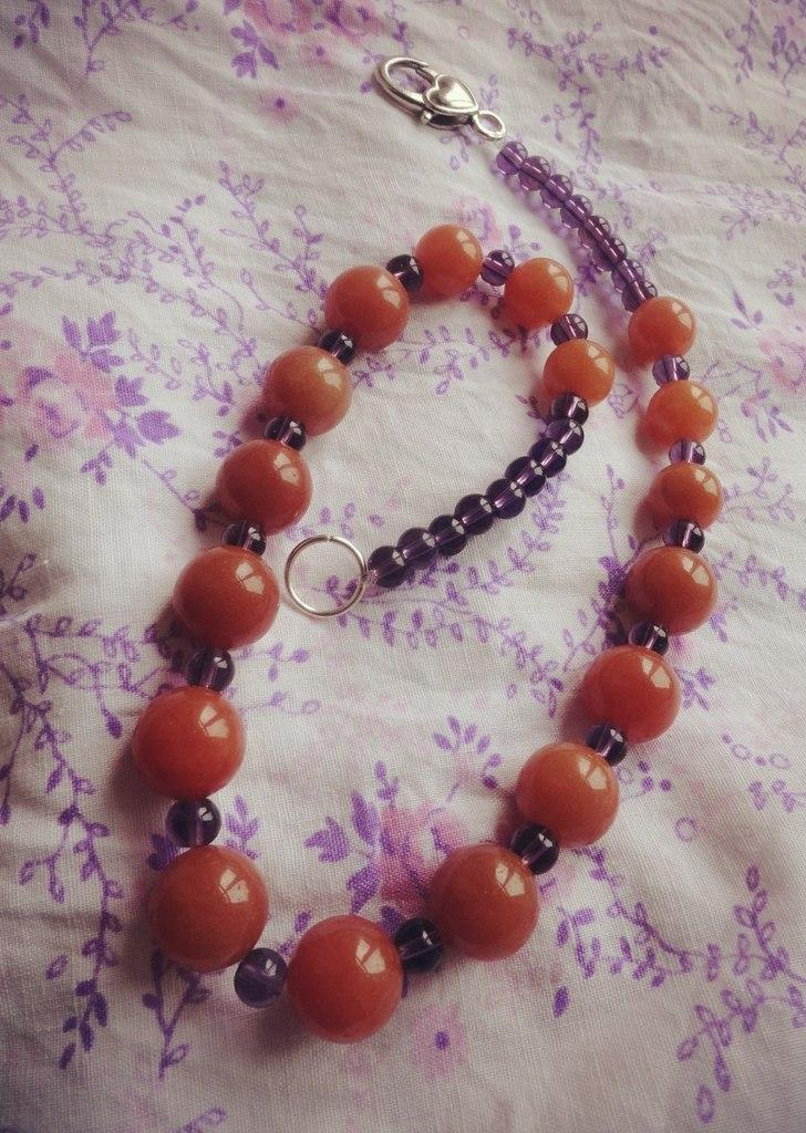 Yammyed necklace by Animiru
