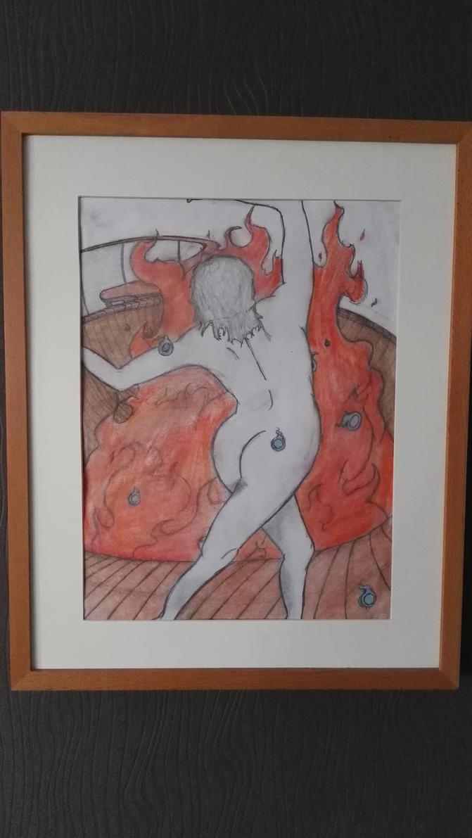 Into the Fire by Wolferane88