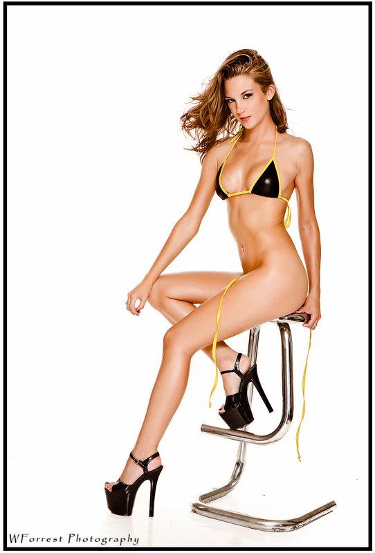 Crystal Mccallum Bikini