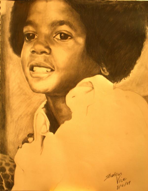 Michael by artistas - Página 2 Michael_Jackson_6_by_1brownchocolate