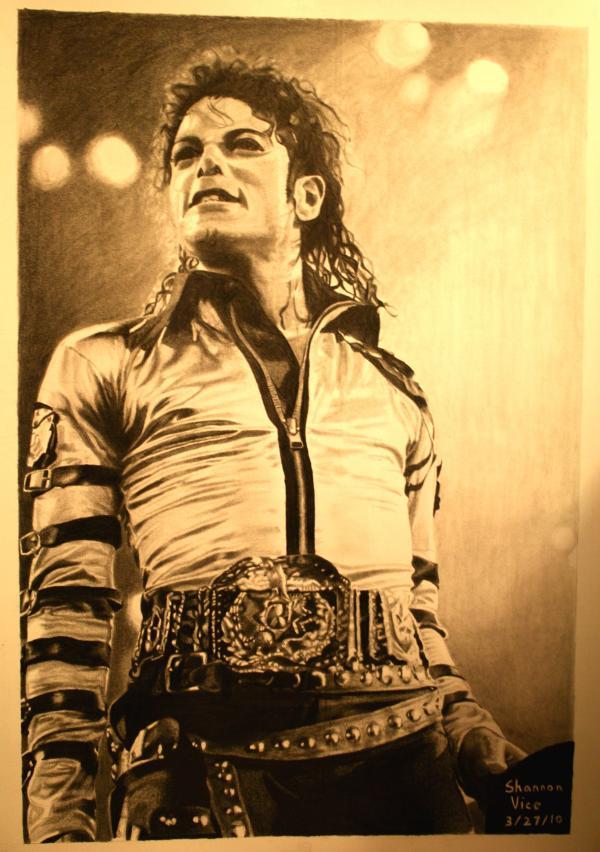 Michael Jackson in His Element