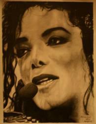 Dreamy MJ Head Photo