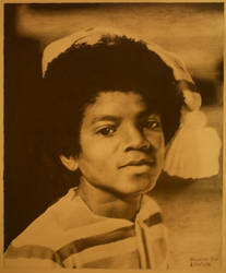 Lil MJ and the Hat
