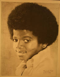 Lil Mike Mike Awww