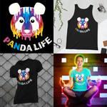 Panda Life Pan Pride Design