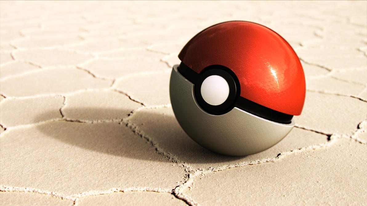 Real Pokeball by Jonas-Daehnert