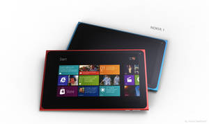 Nokia 1 Tablet (p3) by JonDae