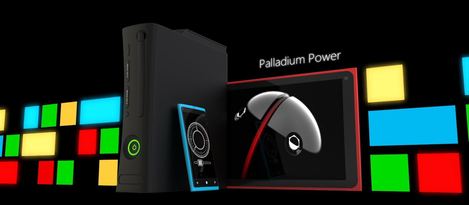 Palladium Power by Jonas-Daehnert
