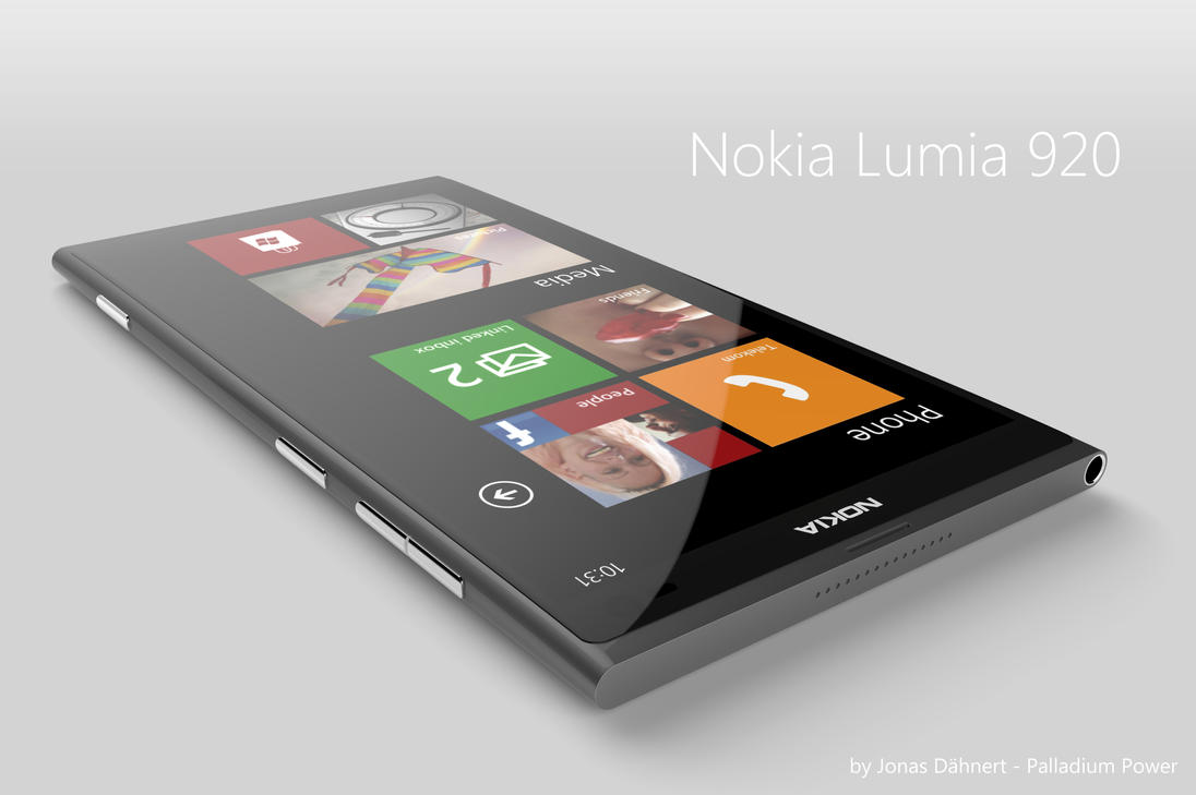 Nokia Lumia 920 Windows Phone 8 (p2) by Jonas-Daehnert