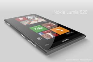 Nokia Lumia 920 Windows Phone 8 (p2) by JonDae