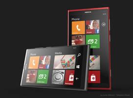 Nokia Lumia 920 Windows Phone 8 (p3) by JonDae