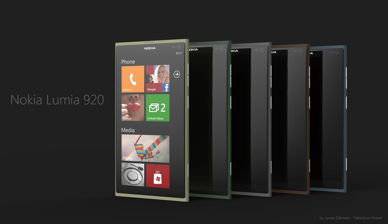 Nokia Lumia 920 Windows Phone 8 (p6) by Jonas-Daehnert
