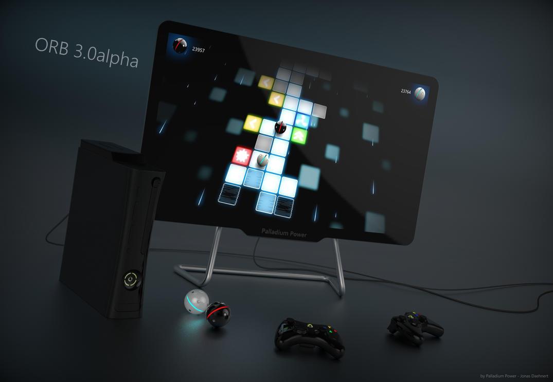 XBox360 ORB 3.0 by Jonas-Daehnert