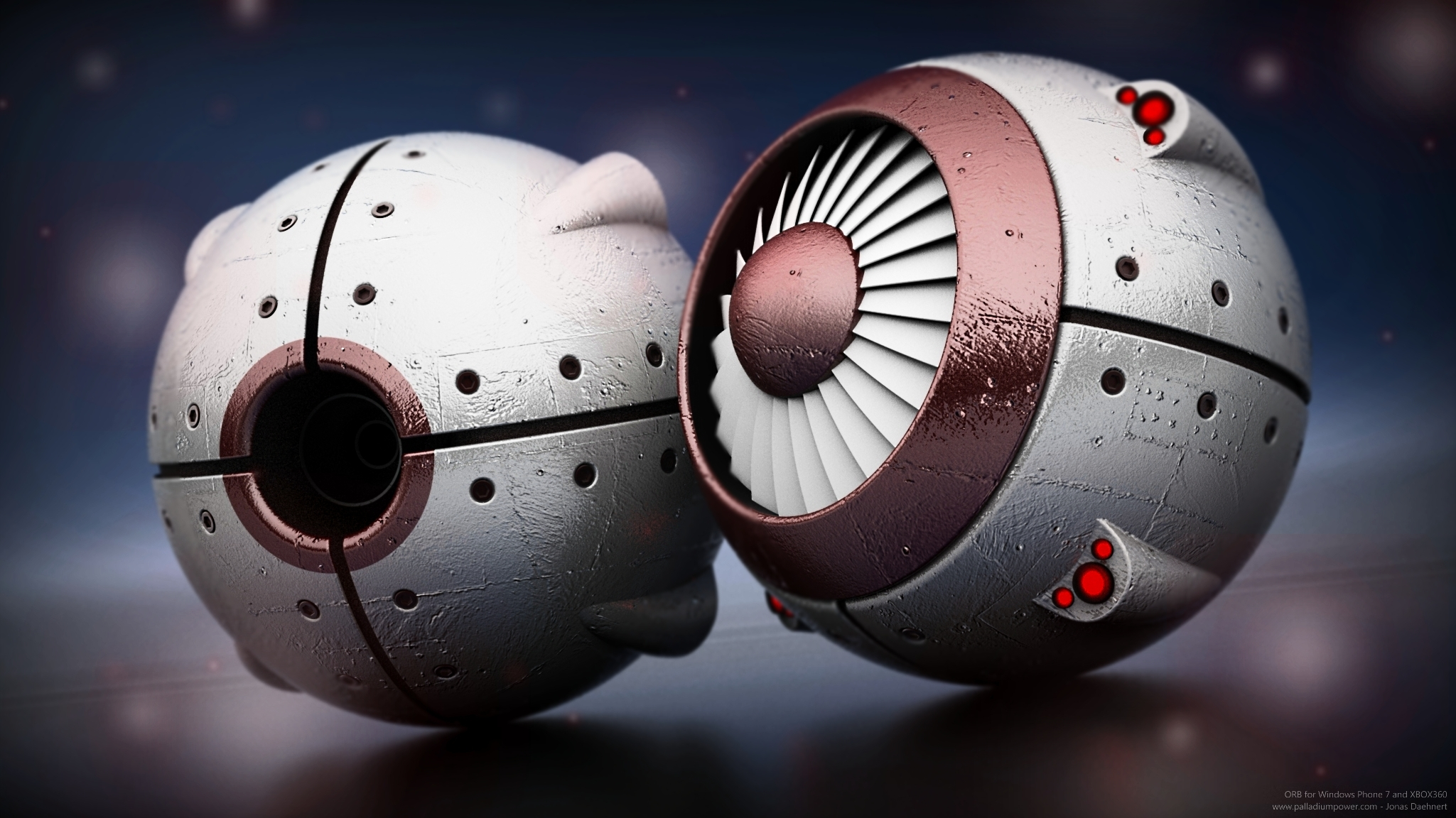 JET ORB Concept Art by Jonas-Daehnert
