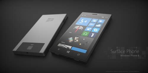 Microsoft Surface Phone 8