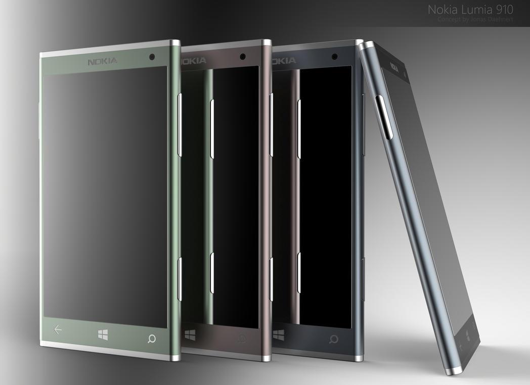 Nokia Lumia 910 Teaser by Jonas-Daehnert