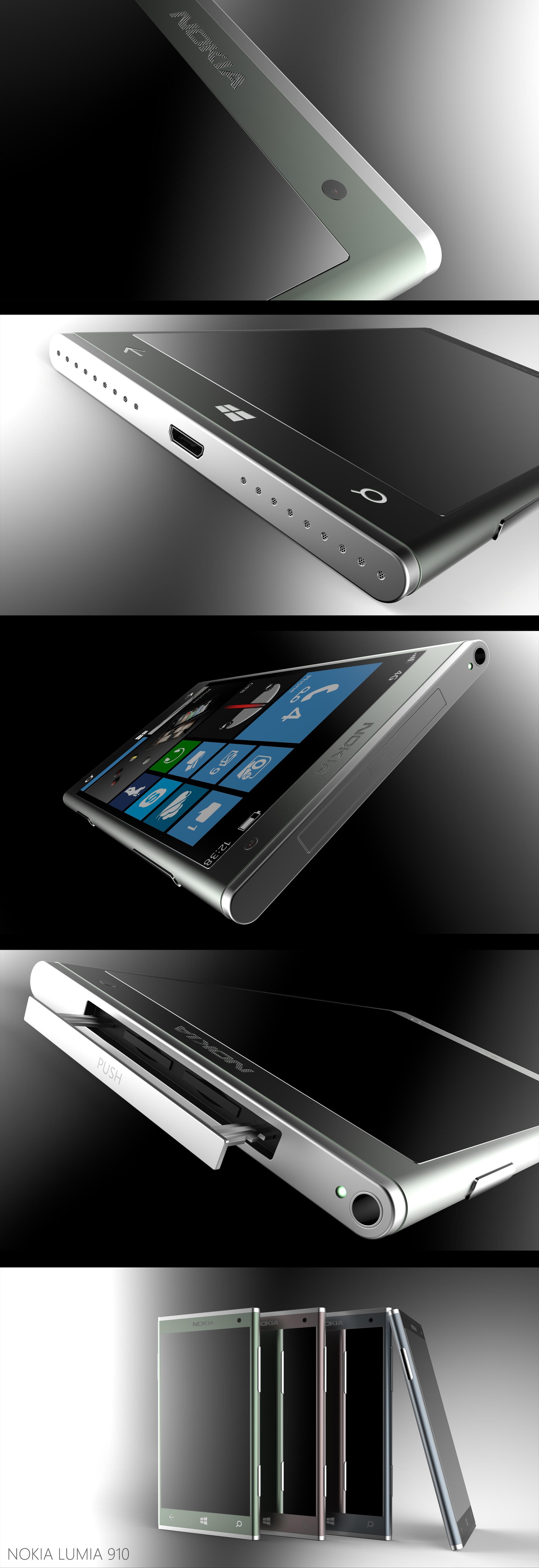 Nokia Lumia 910 Teaser (2) by Jonas-Daehnert