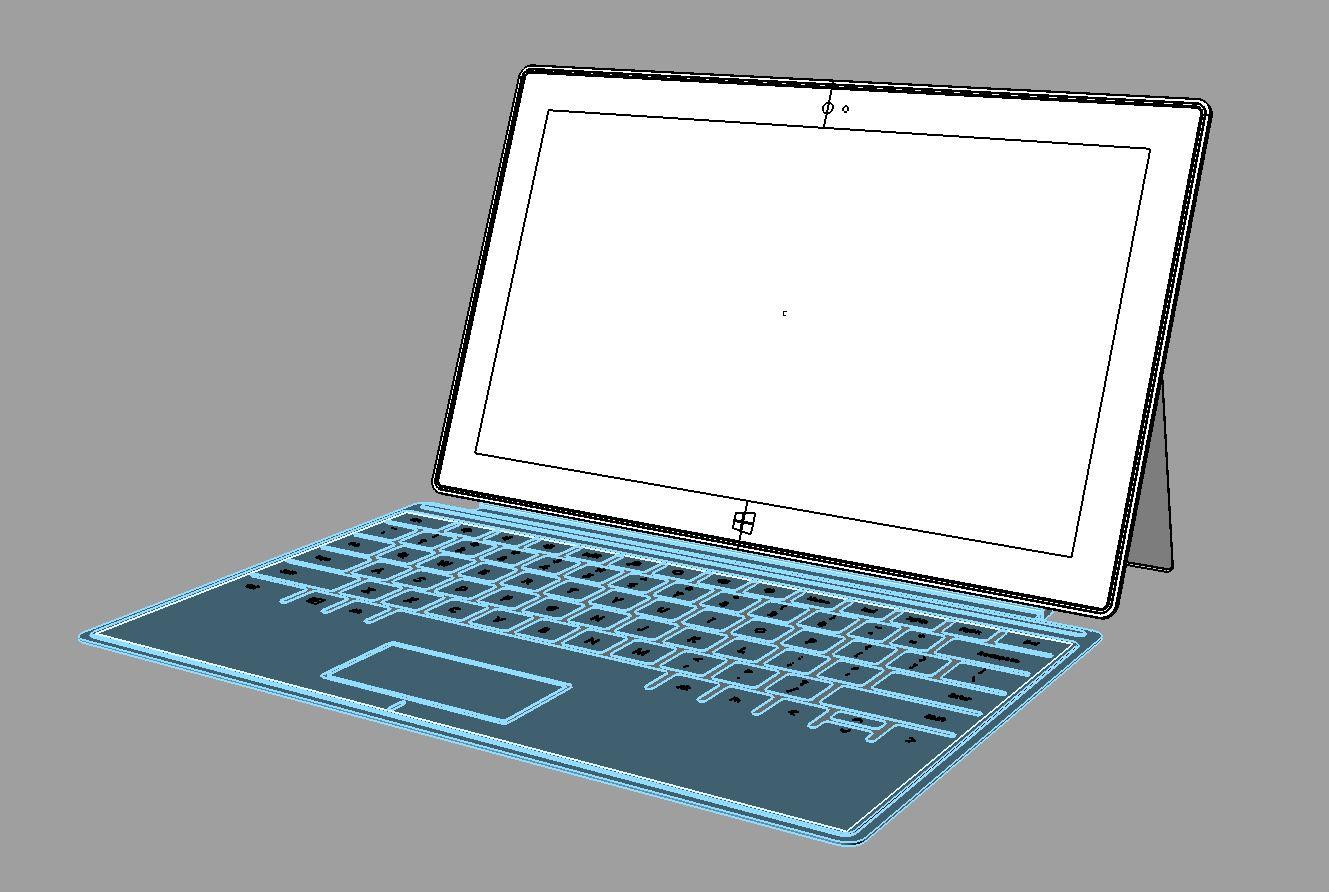 Surface MockUp Work In Progress by Jonas-Daehnert