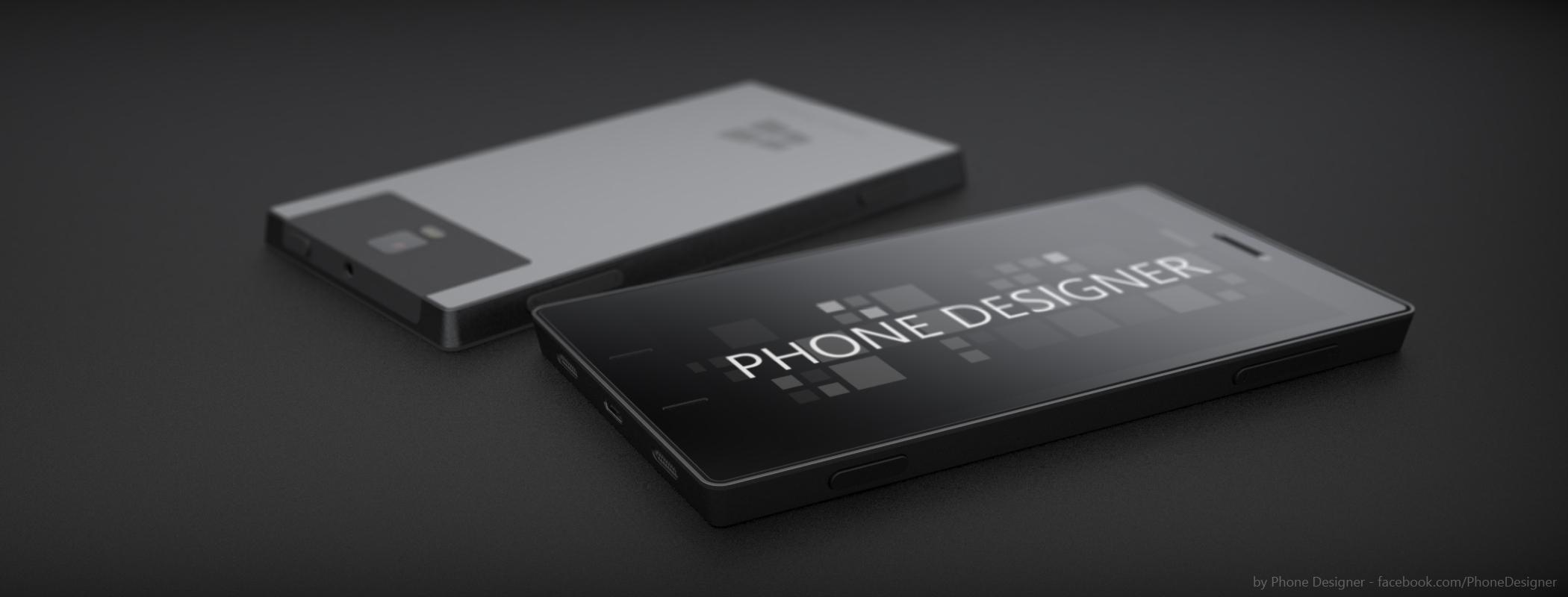Surface Phone by Jonas-Daehnert