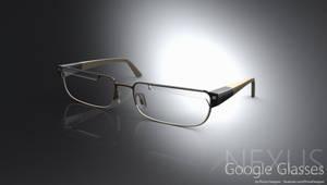 Futuristic Google Nexus Glasses Concept