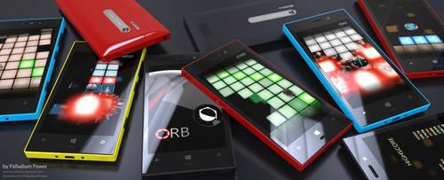Nokia Lumia 928 Concept