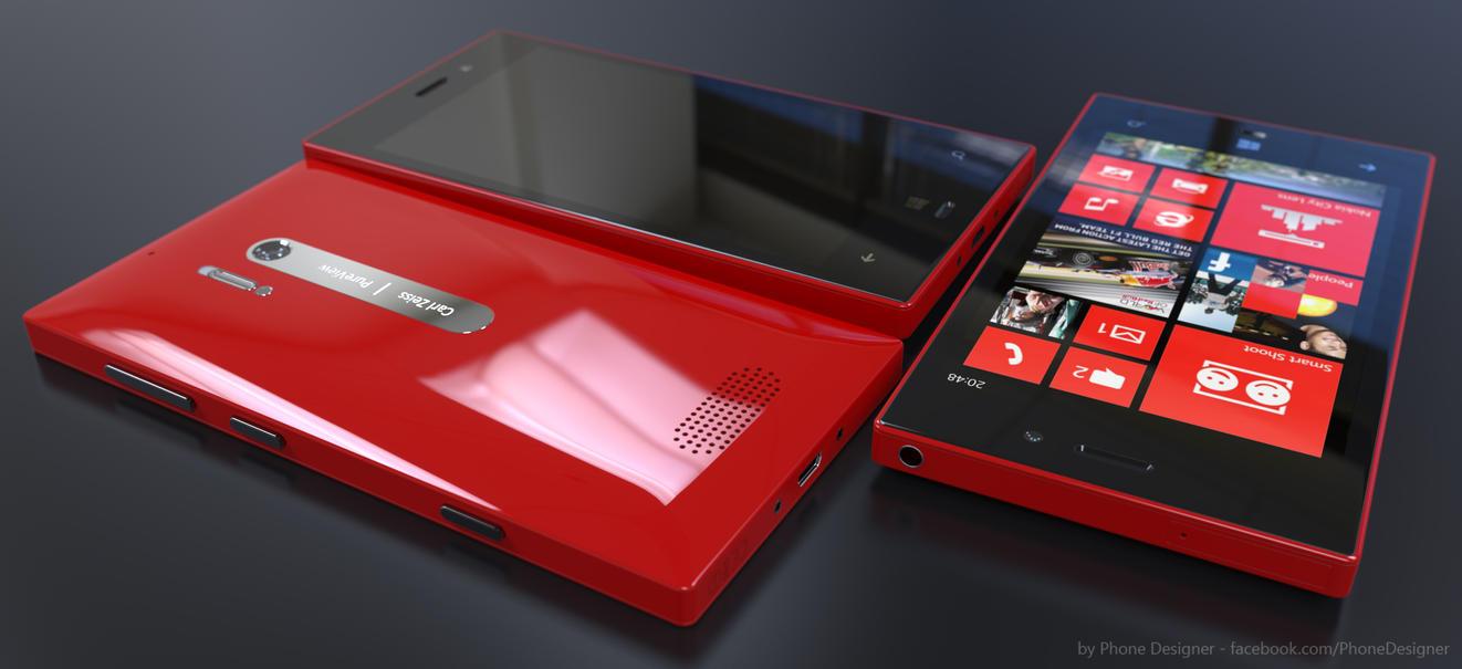 Nokia Lumia 928 Concept by Jonas-Daehnert