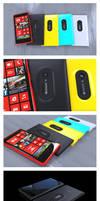 Nokia Lumia EOS (Anti Leak Concept) by JonDae