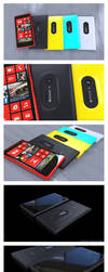 Nokia Lumia EOS (Anti Leak Concept) by JonDae
