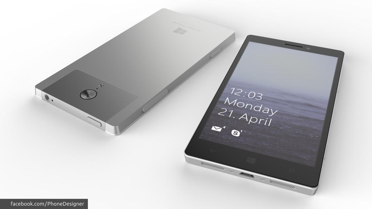 Surface Phone 2 by Jonas-Daehnert