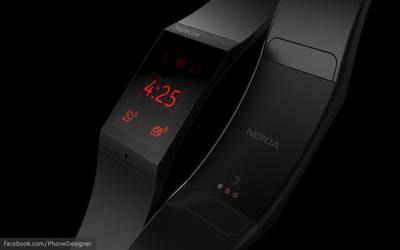 Nokia Smartwatch by JonDae
