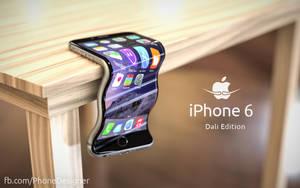 iPhone 6 Dali Edition (#bendgate) by JonDae