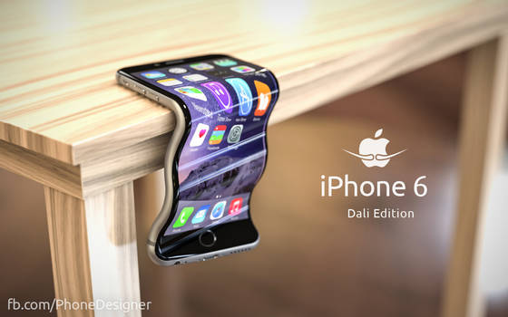 iPhone 6 Dali Edition (#bendgate)