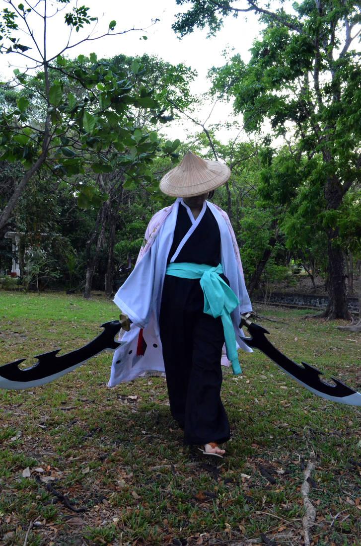Kyoraku Shunsui: For Soul Society by Lalita-Zilli