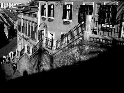 Sibiu. by EvilSerialDreamer