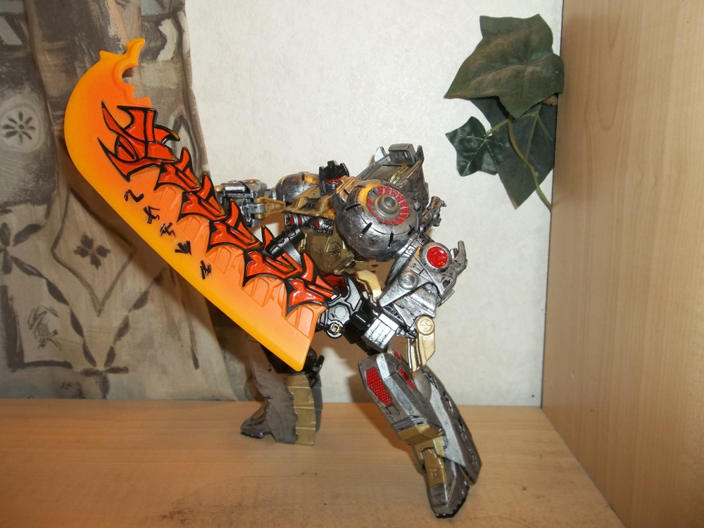 Badass Flaming Sword by Zigholtul88