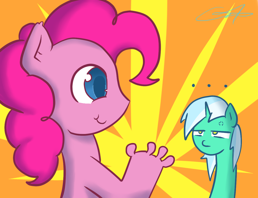 Lyra is Jealous :D by TheYoungReaper