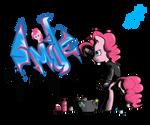 Pinkie Grafitti