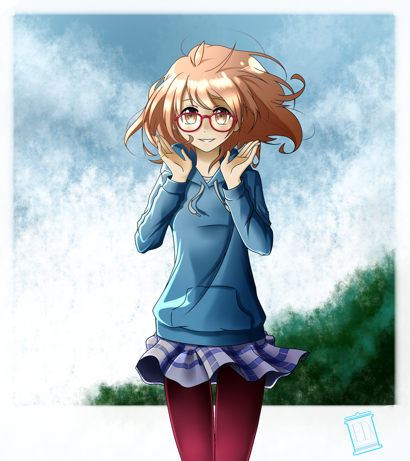 Beyond the Boundary by TheYoungReaper